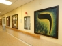 The Norman & Pearl Leibovitch Hebrew Letter Gallery at the Donald Berman Maimonides Geriatric Centre